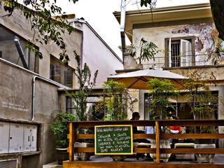 Coffee Lab Enzo Sobocinski Arquitetura & Interiores Espaços gastronômicos industriais