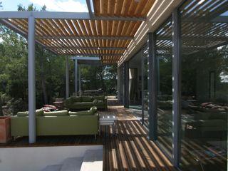MAISON CONTEMPORAINE JOSE MARCOS ARCHITECTEUR Maisons modernes