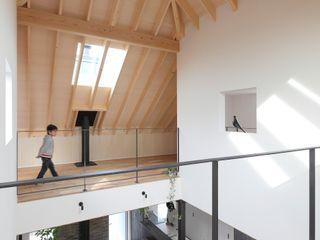 ALTS DESIGN OFFICE Медиа комната в стиле модерн