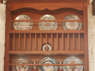 As Tasarım - Mimarlık КухняШафи і полиці