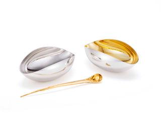 Feine Sachen von Ted Muehling Wiener Silber Manufactur EsszimmerGeschirr und Gläser