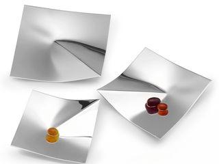 """""""Plain"""" Wiener Silber Manufactur EsszimmerGeschirr und Gläser"""