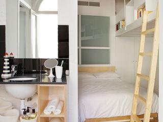 Miel Arquitectos Camera da letto moderna