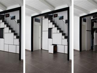 ellevuelle architetti Modern Living Room