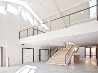 ellevuelle architetti Media room
