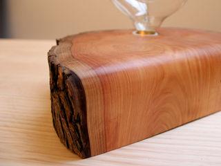 Lámpara Valdueza BRZ wood DESIGN HogarAccesorios y decoración