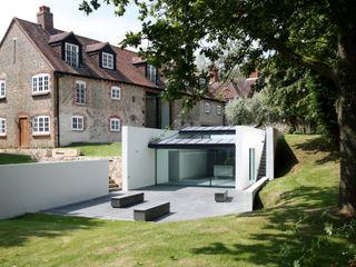 High Barn Astronaut Kawada Architecture Дома в стиле модерн
