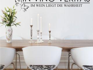 Küchengenuss www.wandtattoo-home.de EsszimmerAccessoires und Dekoration