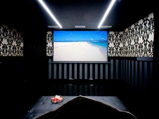Matteo Gattoni - Architetto Modern media room