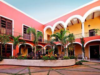 Taller Estilo Arquitectura Гостиницы в эклектичном стиле