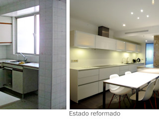 Apartment reform in Barcelona, Av. Sarrià FG ARQUITECTES