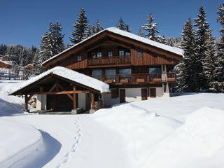 Chalet Grosset Janin Maisons