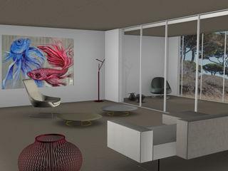 Elena Valenti Studio Design Living roomSofas & armchairs