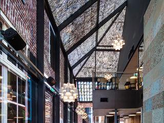 Glass farm MVRDV Espaces commerciaux modernes