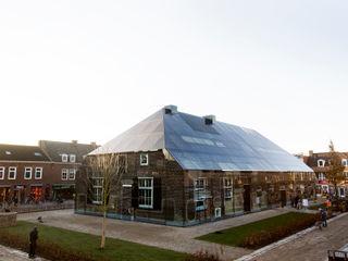 Glass farm MVRDV Commercial Spaces