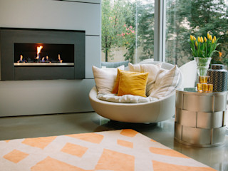 Indie Style Interiors - Cottesloe home, Perth Western Australia Indie Style Interiors Living room