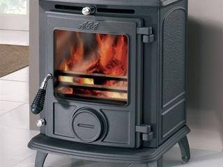 AGA Wood Burning / Multi Fuel Stoves Direct Stoves SalonesChimeneas y accesorios