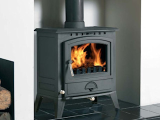 Cast Tec Wood Burning / Multi Fuel Stove Direct Stoves SalonesChimeneas y accesorios
