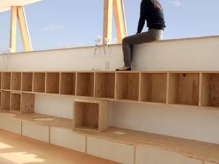 WAA ARCHITECTS 一級建築士事務所 Cuartos infantiles de estilo escandinavo