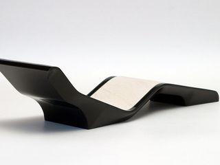 "DIVA ""Basico"" Heated Chaise Lounge Fabio Alemanno Design СпальняМеблі"