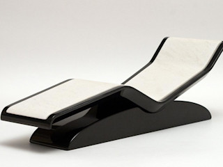 "DIVA ""Moderno"" Heated Chaise Lounge Fabio Alemanno Design СпальняМеблі"