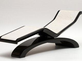 "DIVA ""Classico"" Heated Chaise Lounge Fabio Alemanno Design СпальняМеблі"