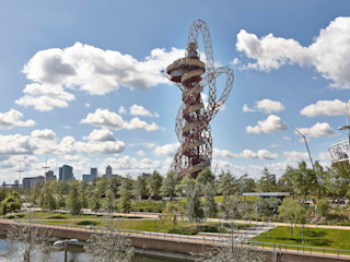 ArcelorMittal Orbit Shoot, Olympic Park, London Adam Coupe Photography Limited Stadiums