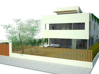 Set property in Brazil FG ARQUITECTES Modern Houses