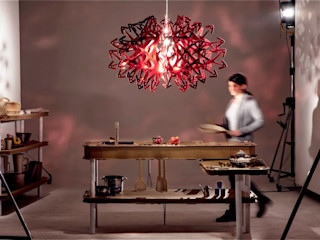 Highlight Aydınlatma Nhà bếp phong cách hiện đại