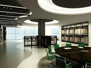 Niyazi Özçakar İç Mimarlık Kantor & Toko Modern