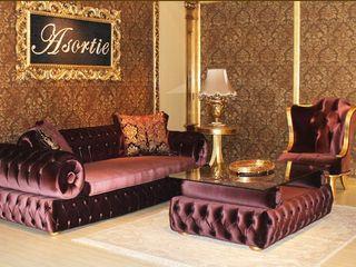 Asortie Mobilya Dekorasyon Aş. SalonAccessoires & décorations
