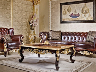 Asortie Mobilya Dekorasyon Aş. Salon classique