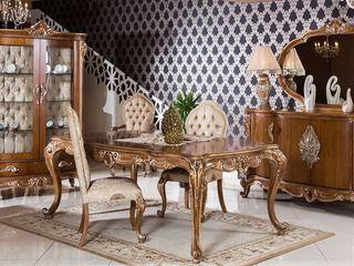 Asortie Mobilya Dekorasyon Aş. Salle à manger classique