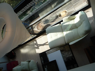 Duplex Parc de Bercy AADD+ Salon minimaliste