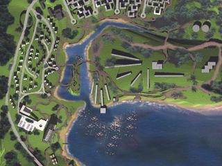 Alaçatı Teknopark Projesi Metin Hepgüler Modern Sergi Alanları