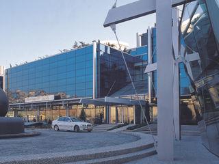 BMW İstinye Metin Hepgüler Modern Oto Galerileri