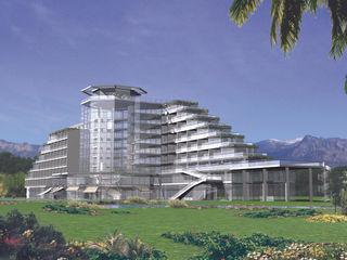 Hotel Royal Bebek Metin Hepgüler Modern Oteller