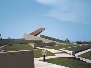 Kabatepe Anıtı Metin Hepgüler Minimalist Müzeler