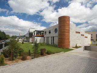 Muğla Ticaret ve Sanayi Odası Metin Hepgüler Ofis Alanları