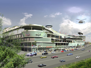 Otoport Metin Hepgüler Modern Oto Galerileri