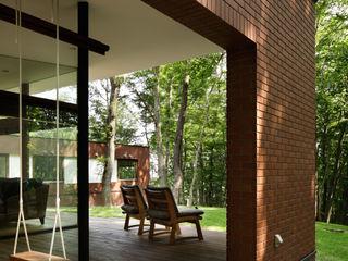 atelier137 ARCHITECTURAL DESIGN OFFICE Patios & Decks