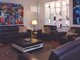 Karrinyup Residence Natasha Fowler Design Solutions Modern living room