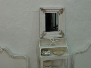 Dormitorio playa Cn Interiorismo DormitoriosCamas y cabeceros