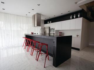 ZAAV Arquitetura Minimalist kitchen
