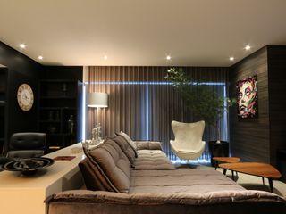 ZAAV Arquitetura Salon minimaliste