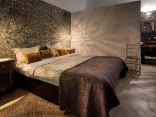 Kabaz Camera da letto eclettica