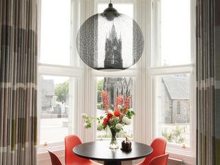 Flat Renovation, Aberdeen, Scotland ABN7 Architects Comedores de estilo moderno