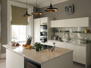 Flat Renovation, Aberdeen, Scotland ABN7 Architects Cocinas de estilo moderno
