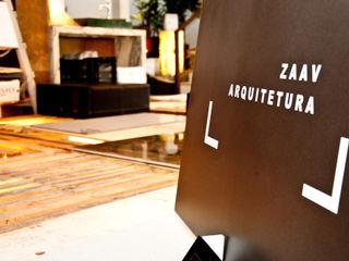 ZAAV Arquitetura Centre d'expositions industriels