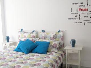 SLP arch Minimalist bedroom